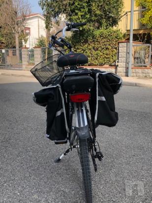 Bicicletta elettrica donna come nuova  foto-46969