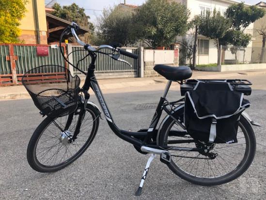 Bicicletta elettrica donna come nuova  foto-46968