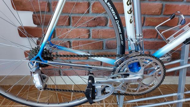 Bicicletta corsa Vintage Ravasi Super Milano 1984 foto-47387
