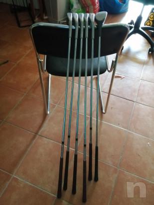 Mazze da golf usate foto-47389