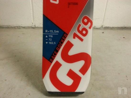 SCI ATOMIC REDSTER EDGE GS XT Nuovo  ALTEZZA 169 cm + attacco XT 12. foto-4108