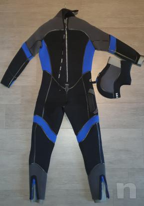 Muta Mares SEAL skin 6mm Uomo con cappuccio praticamente nuova! foto-47580
