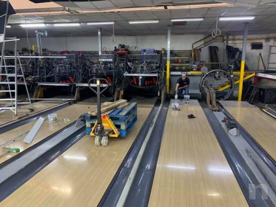 Bowling 12 piste completo già smontato e pronto da trasportare foto-47651