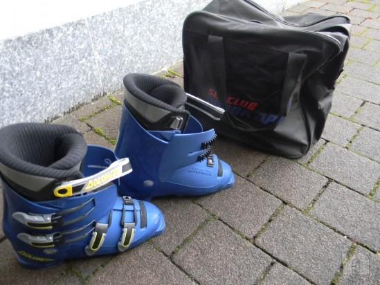 Scarponi da sci Dolomite foto-4207
