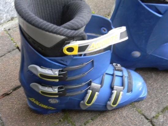 Scarponi da sci Dolomite foto-4206