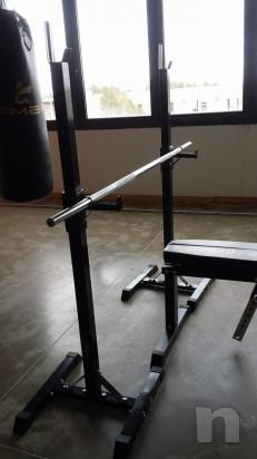 palestra per allenarsi in casa completa foto-4242