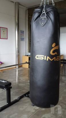 palestra per allenarsi in casa completa foto-4241