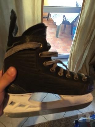 Pattini hockey Tg 35 come nuovi foto-4498