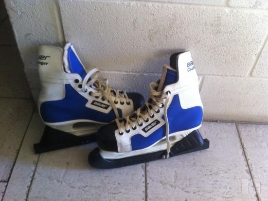 Pattini  hockey su ghiaccio BAUER foto-2603