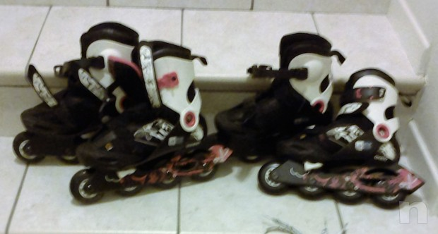 roller allungabili da bambina foto-2628