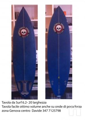 Tavola da surf surf in vendita a genova - Tavola da surf a motore ...