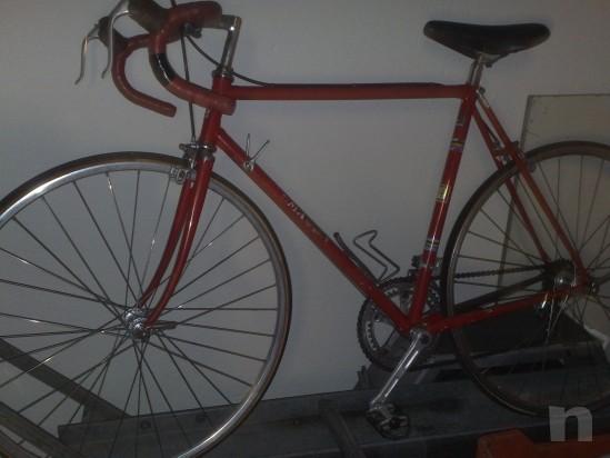 Bici Da Corsa Vintage Anni 70 Telaio