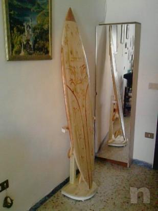 TAVOLA DA SURF MARCA KAYTA SURF MODELLO DUE DELFINI   foto-2779