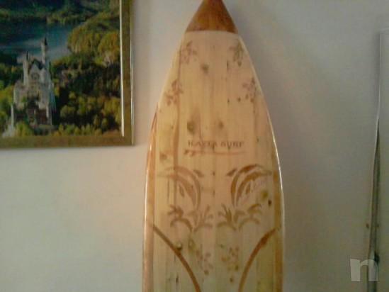 TAVOLA DA SURF MARCA KAYTA SURF MODELLO DUE DELFINI   foto-4805