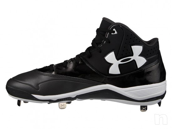 "Under Armour – Scarpe baseball uomo ""Ignite Mid ST"" foto-214"