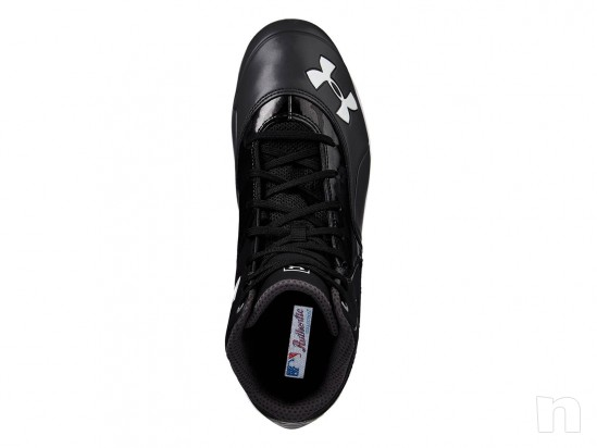 "Under Armour – Scarpe baseball uomo ""Ignite Mid ST"" foto-217"