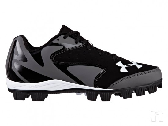 "Under Armour – Scarpe baseball uomo ""Leadoff Low RM"" foto-280"