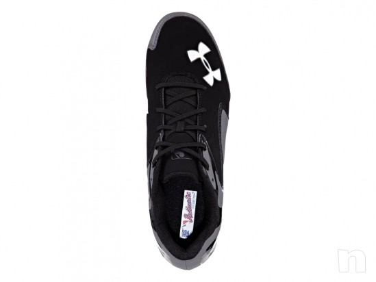 "Under Armour – Scarpe baseball uomo ""Leadoff Low RM"" foto-220"