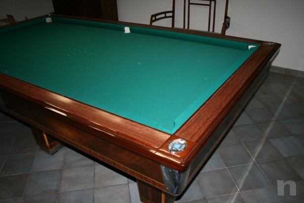 Tavolo da biliardo mari biliardo in vendita a palermo - Vendita tavoli da biliardo ...