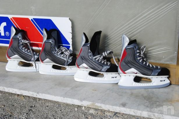 Pattini Ghiaccio Hockey  Nike foto-2863