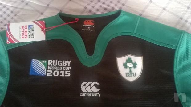 divisa rugby completa nuova ancora etichettata foto-2977