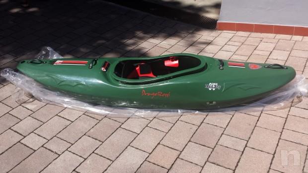 kayak dragorossi mad boy 85.nuovo . foto-5268