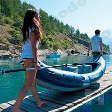 Kayak canoa gonfiabile 2 posti foto-5383
