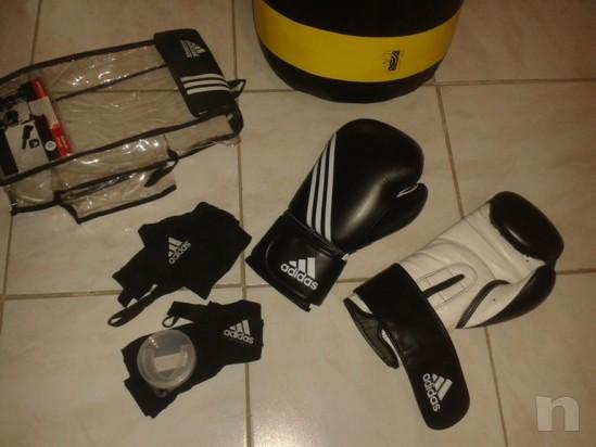 Sacco e guanti Box foto-295