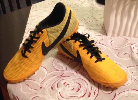 Scarpe da calcetto Nike Elastico, taglia 40 foto-3172