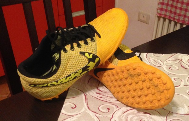 Scarpe da calcetto Nike Elastico, taglia 40 foto-5548