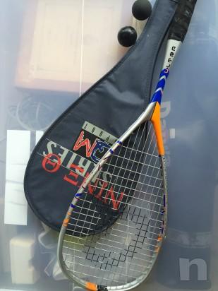 Racchetta Squash foto-3232