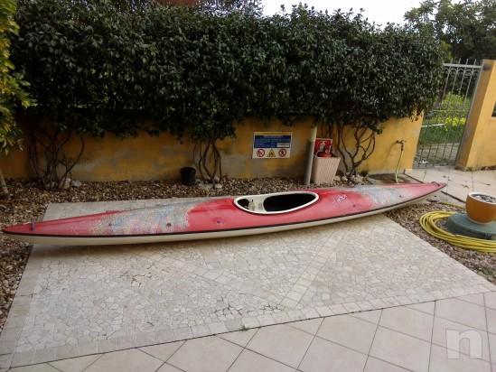 canoa in vetroresina foto-5729