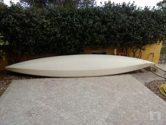 canoa in vetroresina foto-5728