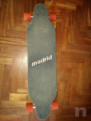 """longboard madrid weezer 36"""" foto-5753"""