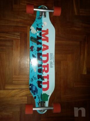 """longboard madrid weezer 36"""" foto-3274"""