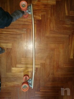"""longboard madrid weezer 36"""" foto-5755"""