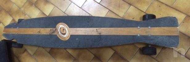 Skateboard (longboard)gravity foto-5771