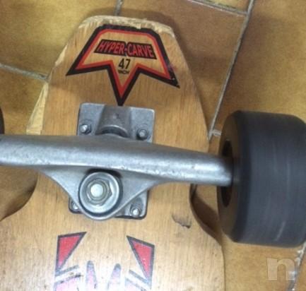 Skateboard (longboard)gravity foto-5772