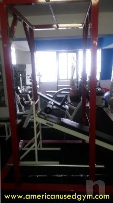 Power rack  armstrong foto-3286