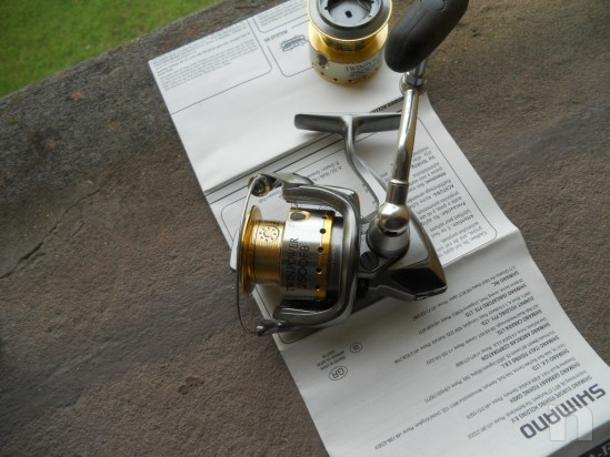 Shimano twin power 2500 FB foto-5801