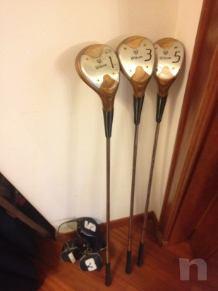 Set mazze golf donna mano destra foto-5919