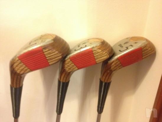 Set mazze golf donna mano destra foto-5922