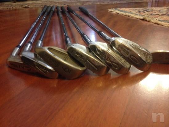 Set mazze golf donna mano destra foto-5920