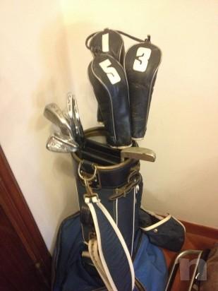 Set mazze golf donna mano destra foto-3362