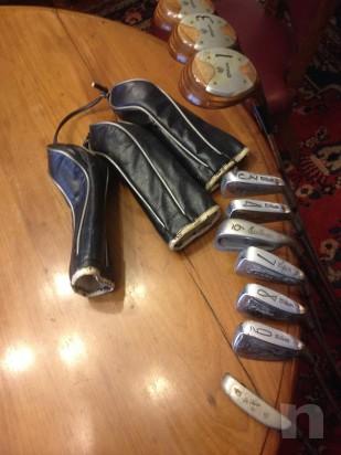 Set mazze golf donna mano destra foto-5921