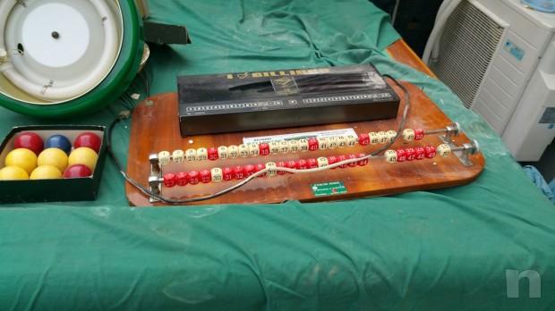 Tavolo da biliardo  foto-6209