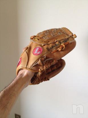 Guantone da Baseball Louisville Slugger foto-3509