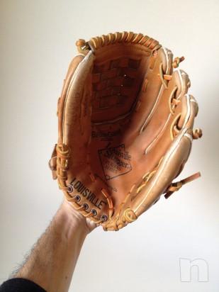 Guantone da Baseball Louisville Slugger foto-6229