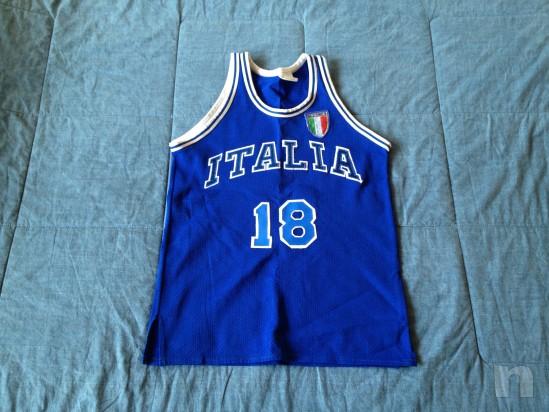Maglietta pallacanestro foto-3512