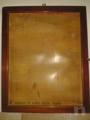 vendo biliardo degli anni '80 de agostini in buone condizioni. foto-6251